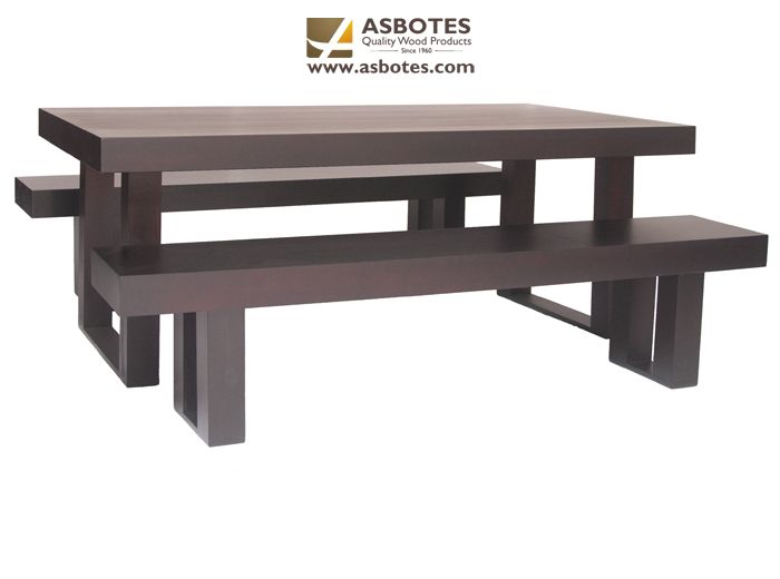Table & Benches with fold away legs Available in various colours. For more details contact us on (021) 591-0737 or go to our website www.asbotes.com