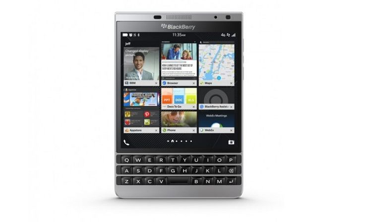 BlackBerry Passport Silver Edition Dirilis Hari Ini - http://www.rancahpost.co.id/20150837669/blackberry-passport-silver-edition-dirilis-hari-ini/