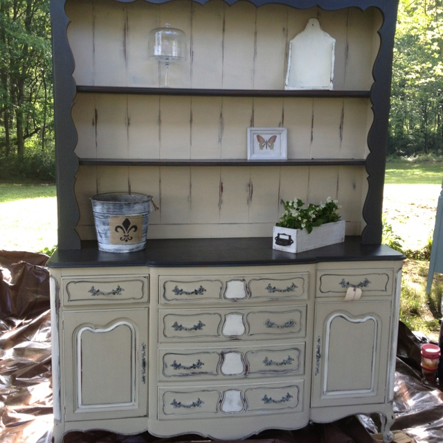 Painting Kitchen Cabinets Annie Sloan: 1000+ Images About Annie Sloan Chalk Paint On Pinterest