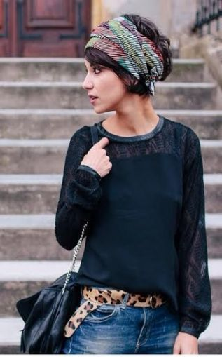Best How To Wear A Scarf In Your Hair Head Wraps Turbans 33+ Ideas