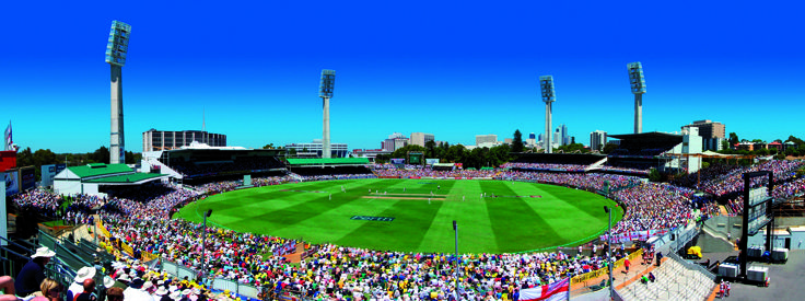 Home of cricket in WA - learn about the history of cricket and other sports played at this famous ground at the WACA Ground Tours & Museum.