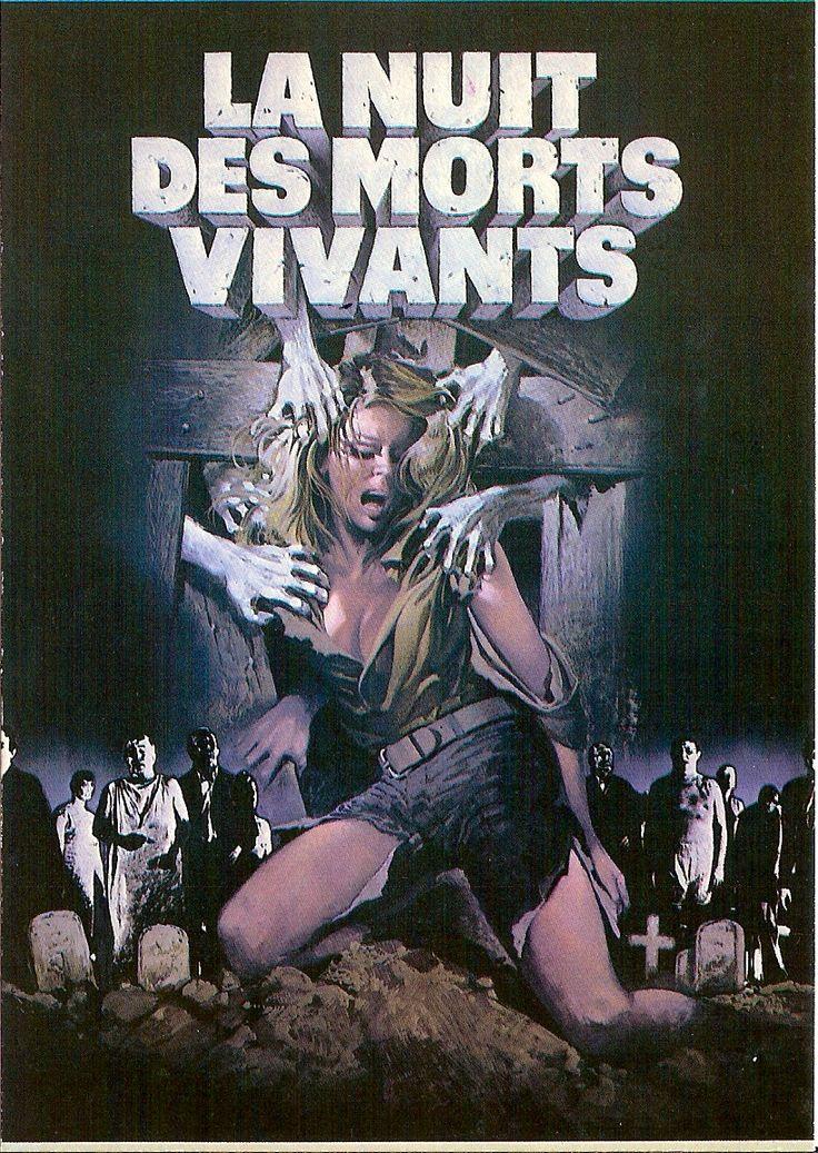 """[10] ... Conjointement au succès de """"La nuit des morts-vivants"""", de George Romero, c'est un nouveau cycle qui s'ouvre pour le fantastique. Perdant ses financeurs américains, la Hammer cessera peu à peu ses activités (dernier film en 1979)."""