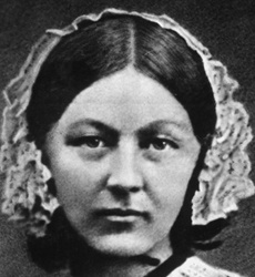 """I attribute my success to this – I never gave or took any excuse.""  Florence Nightingale"