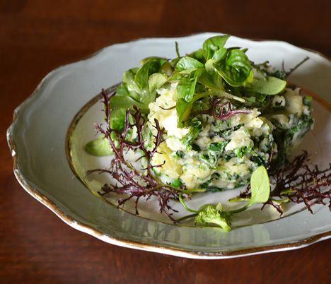 Mijn groene stamppot voor Dagen Zonder Vlees TVT de tafel van Tine, smaakmaker Mari http://www.detafelvantine.be/bericht/mijn-groene-stamppot-voor-dagen-zonder-vlees
