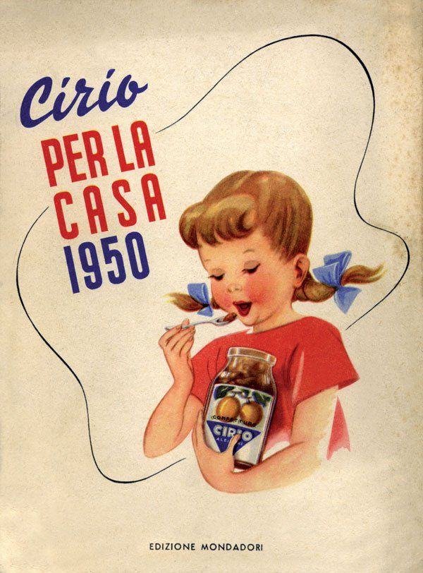 Cirio Agenda for the House in 1950