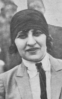 Halide Edip (pinned from OĞUZ TOPOĞLU : Halide Edip Adıvar vefat etti 1964).
