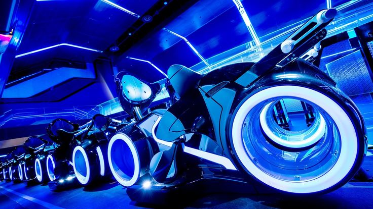 Tron Lightcycle Power Run is Coming to Disney World