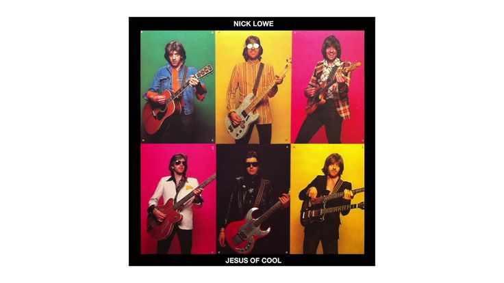 """Nick Lowe - """"Shake And Pop"""" (Official Audio)"""