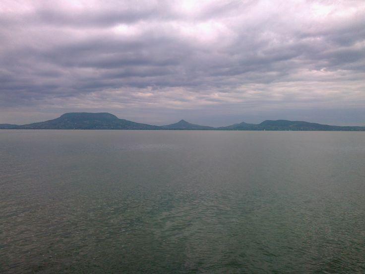 Blessed Land - Áldott Föld - Látkép Fonyódról - Hungary, North Coast of Balaton, View from Fonyód