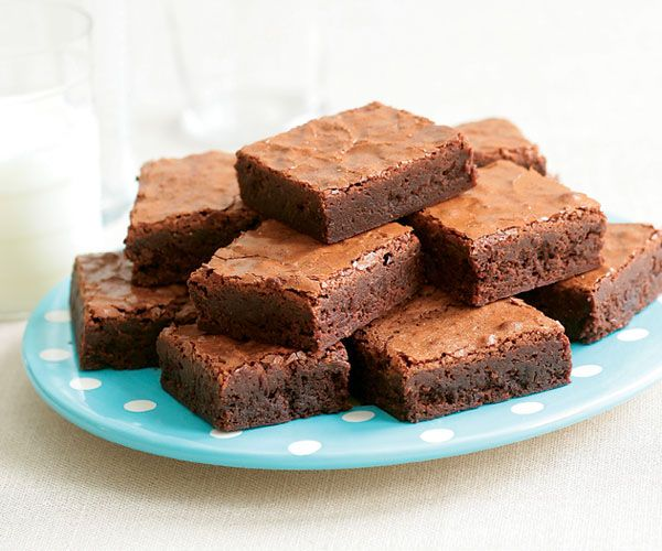 Fine Cooking's Rich, Fudgy Brownies. Practically a one-bowl recipe and ...
