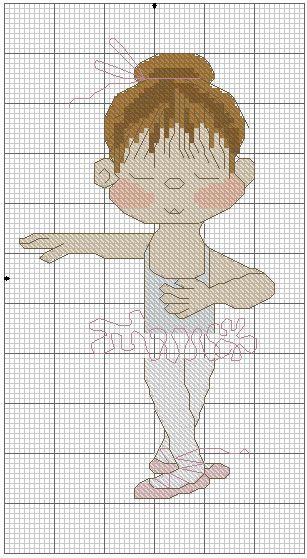 Points de croix *@* cross stitch Samples 02