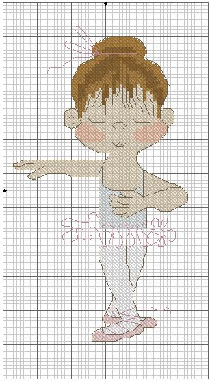 Points de croix *@* cross stitch Samples 02: