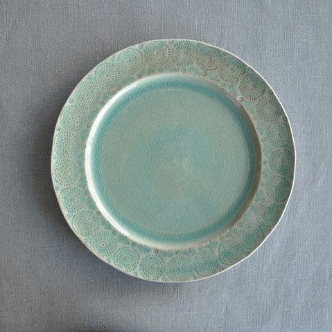 Ekko - Vintage Dinner Plate