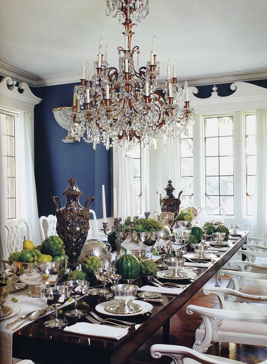 16 best images about mary mcdonald interior design on for Bold dining room colors