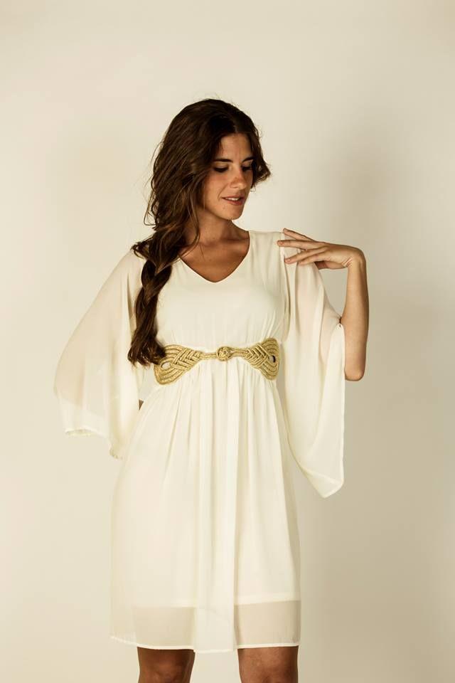 Vestido griego www.zsazsazsu.es