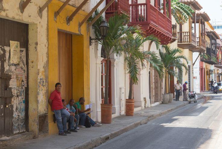 Die Karibikküste Kolumbiens: Reiseimpressionen und Fotos von Cartagena, Taganga und dem Tayrona Nationalpark.