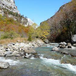 Espagne - Canyon d'Anisclo