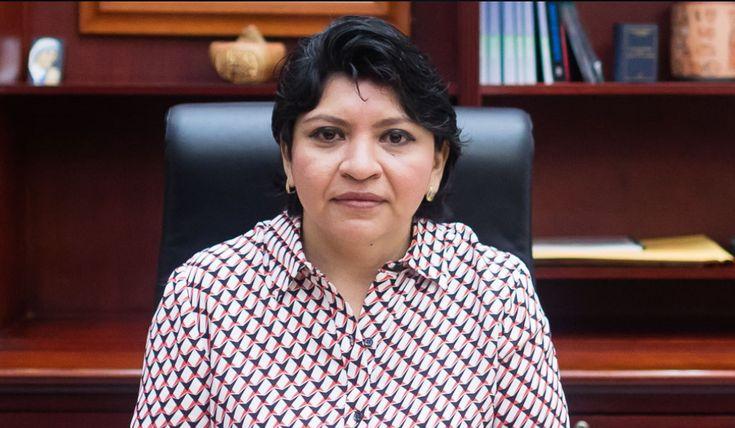 Martha Góngora, nueva secretaria General de Gobierno de Yucatán