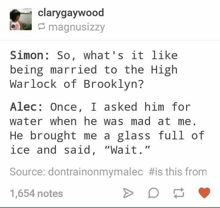 Haha, Alec