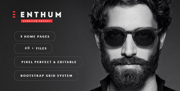 Free Multipurpose HTML5 Template