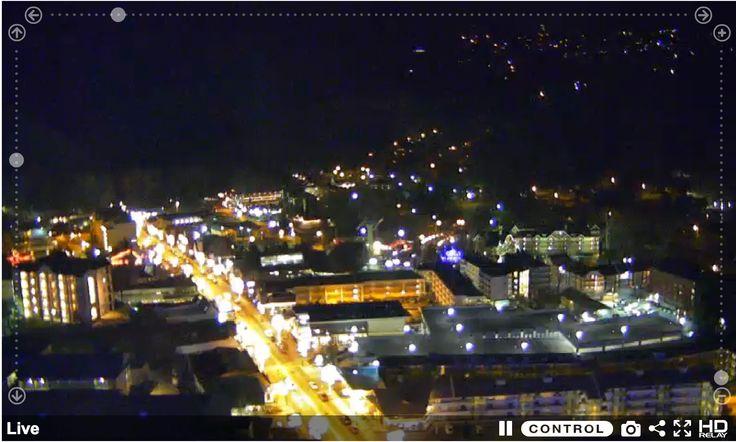 New york webcam downtown gatlinburg