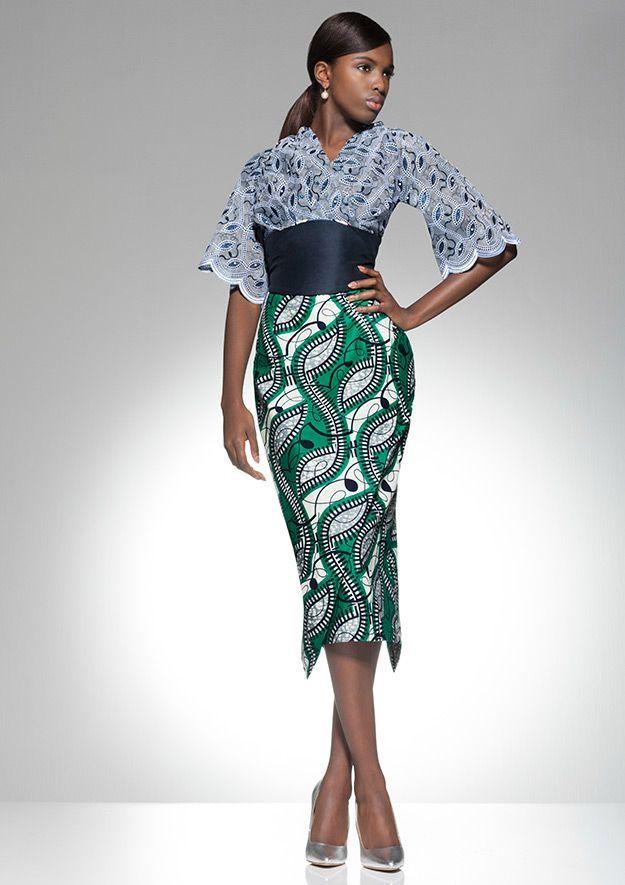 Mode Pagne Ivoirien
