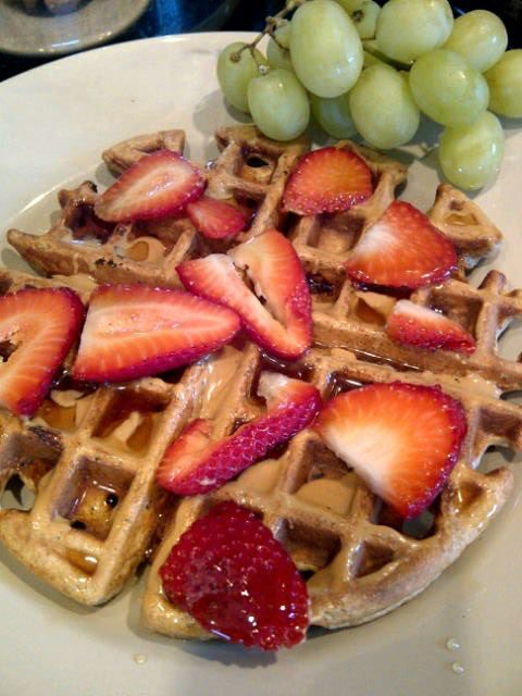 Perfect Fit Protein Waffle Recipe