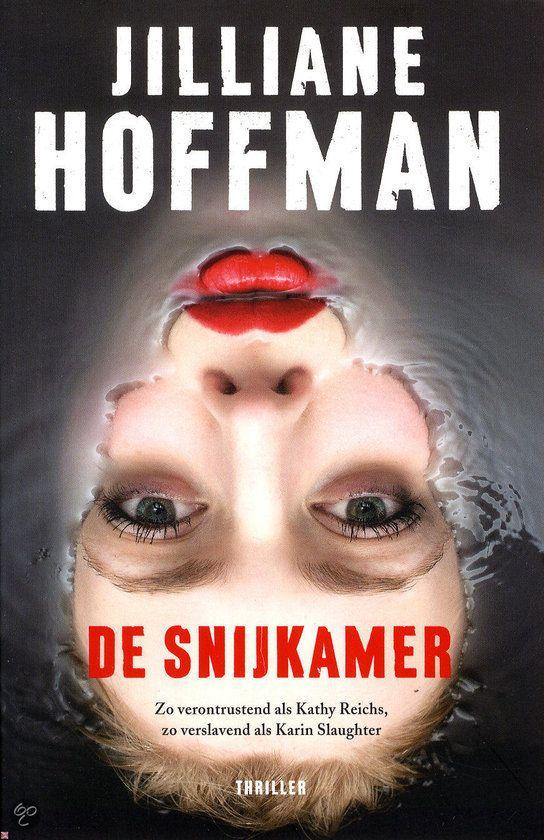 De snijkamer Jilliane Hoffman Verschillende meisjes worden gruwelijk mishandeld en vervolgens vermoord. Ze blijken slachtoffer van een snuffclub te zijn. De jacht op de moordenaar is en race tegen de klok waarbij verschillende verhalen bij elkaar komen. Goed geschreven, geen standaard plot.