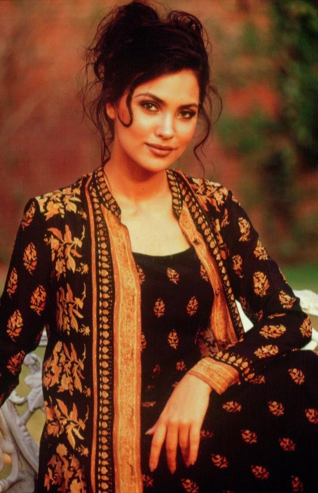Ritu Kumar- Lara Dutta