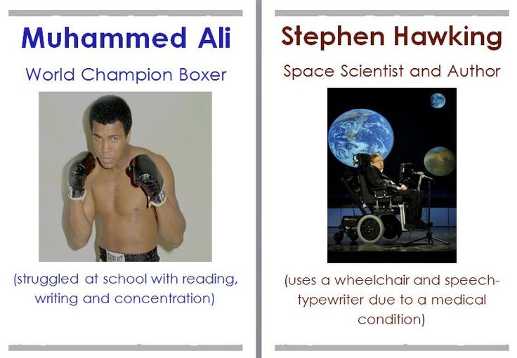 A collection of display resources to challenge perceptions of SEN & disability.