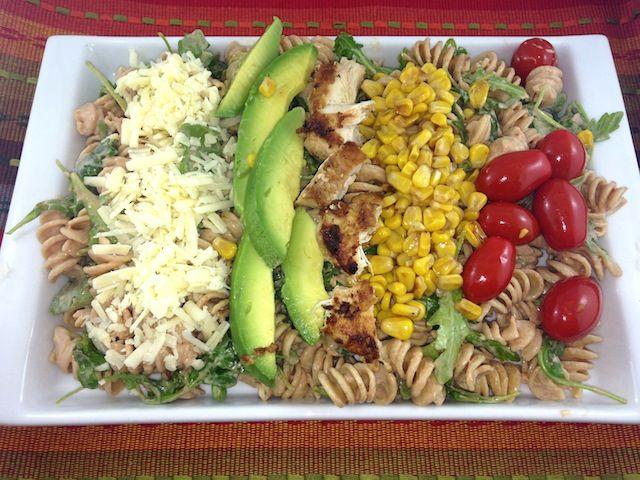 Rose Reisman shares her cobb pasta salad recipe.