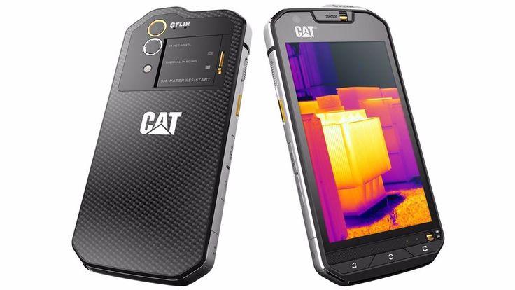 CATERPILLAR CAT S60 Dual Sim Black 32GB 4GB RAM 13MP Android Phone CN FREESHIP #CAT