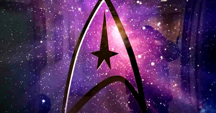 New 'Star Trek' TV Series Poster Teases the Next Chapter -- CBS's new 'Star Trek' series gets a poster featuring the familiar Starfleet logo before it arrives sometime in 2017. -- http://movieweb.com/star-trek-new-tv-series-2017-poster-next-chapter/