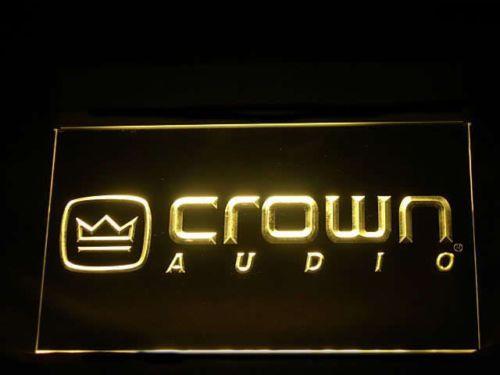 Crown LED Light Sign www.shacksign.com