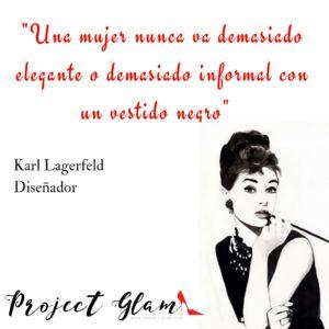 La historia del clásico vestido negro — Project Glam