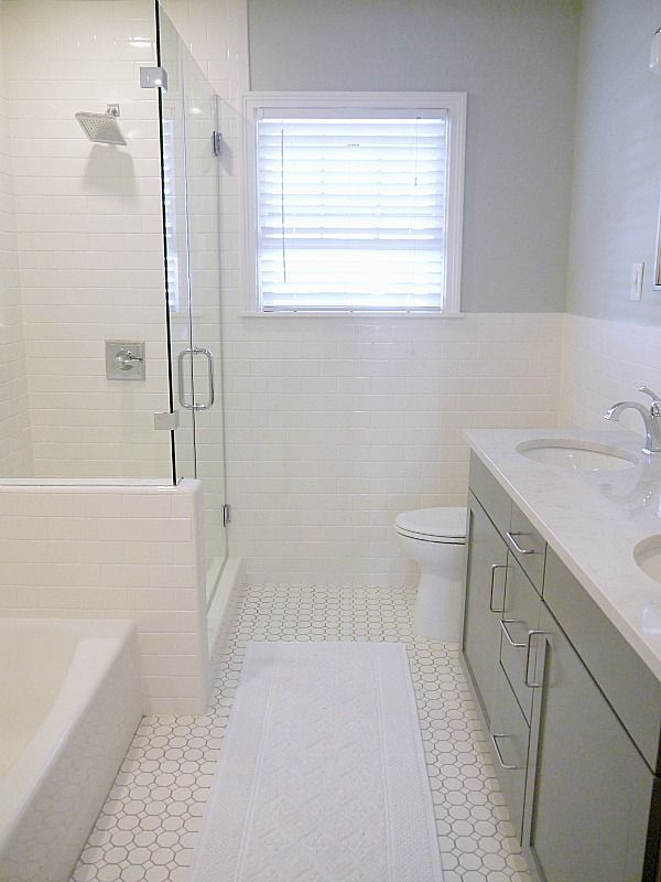 Beauteous 50 Remodeling Bathrooms Diy Decorating Inspiration Of Remodelaholic Diy Bathroom