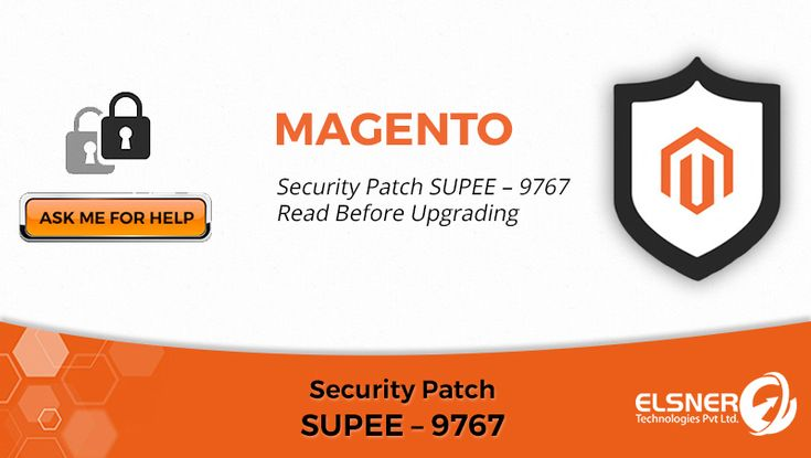 Magento has released the latest security patch. This patch is named as SUPEE-9767.   It has a lot of new and resourceful updates as compared to its predecessor, SUPEE-9652.   Click above image to read full story