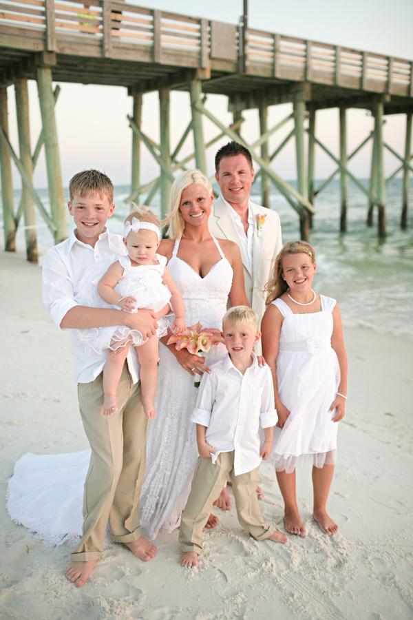 1000+ Ideas About Casual Beach Weddings On Pinterest