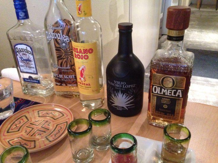 タコリブレ (TACO LIBRE) テキーラやメスカルが素晴らしいラインナップ! 100%アカバアズールも飲める!