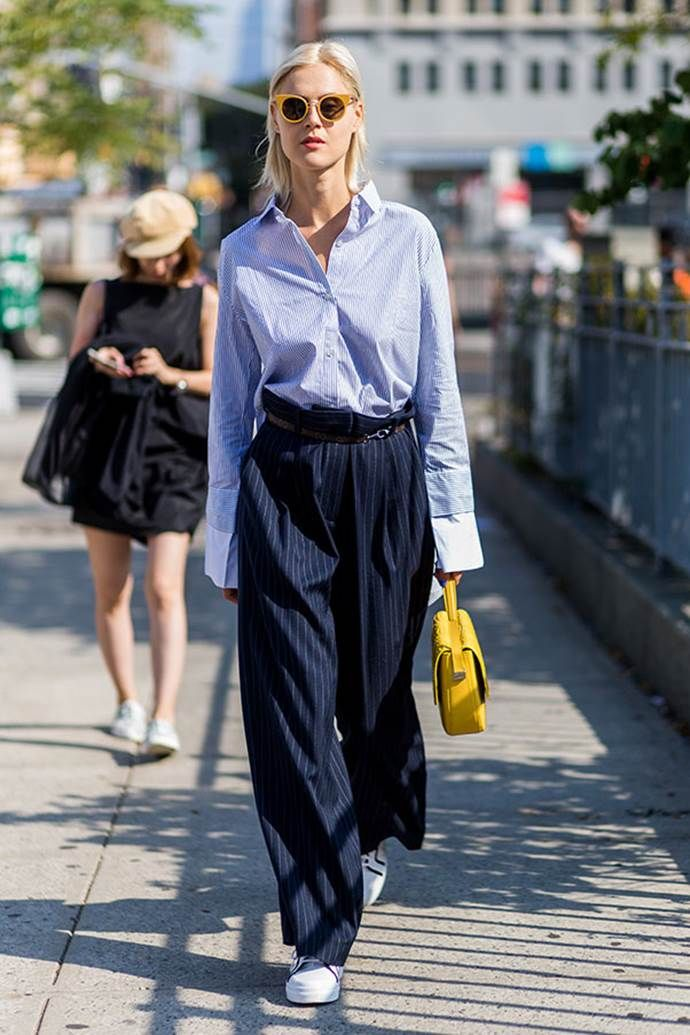Best Street Style from New York Fashion Week SS17 Day 3