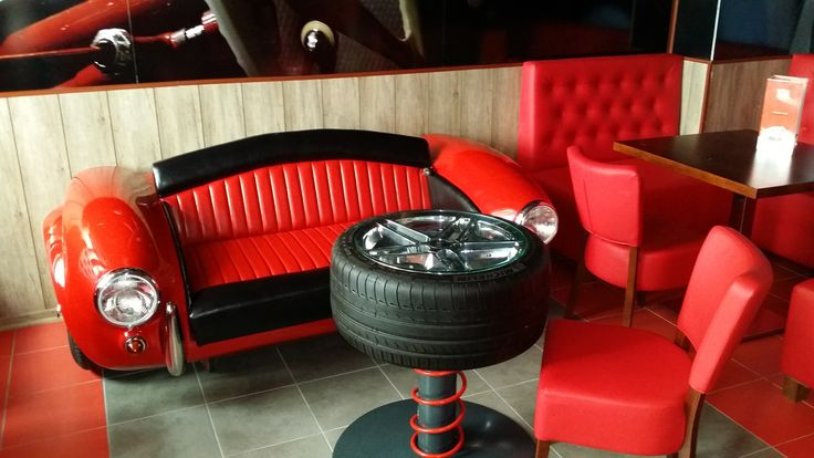 AC Cobra furniture in Bar