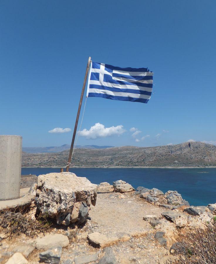Gramvousa island, Crete, HELLAS
