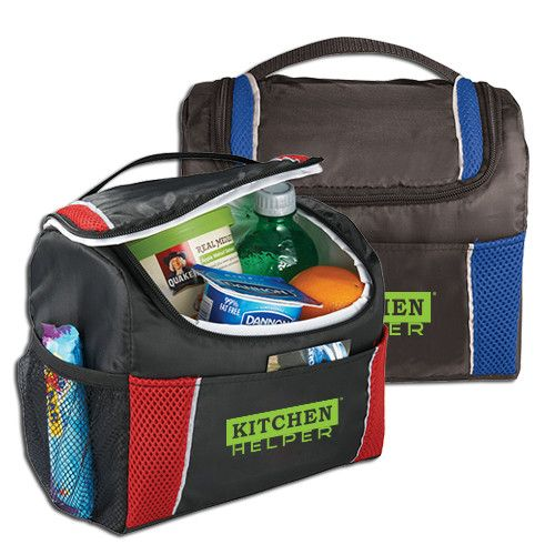 Personalized Peak Lunch Cooler Bag (Q585665)