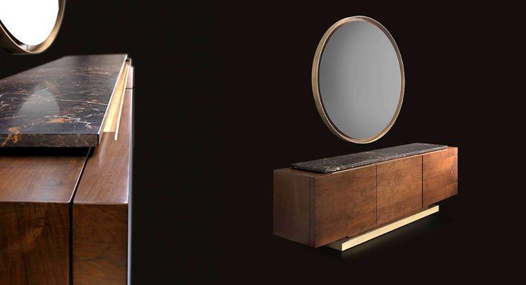 Scrivania moderna / con scaffale integrato - SUPERNATURAL by Jorge Pensi - MOBIL FRESNO