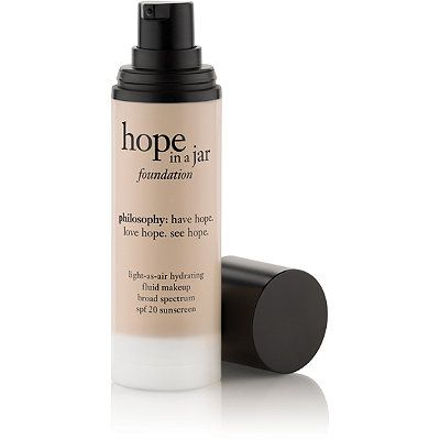 Philosophy Hope In A Jar Foundation for Spring 2014