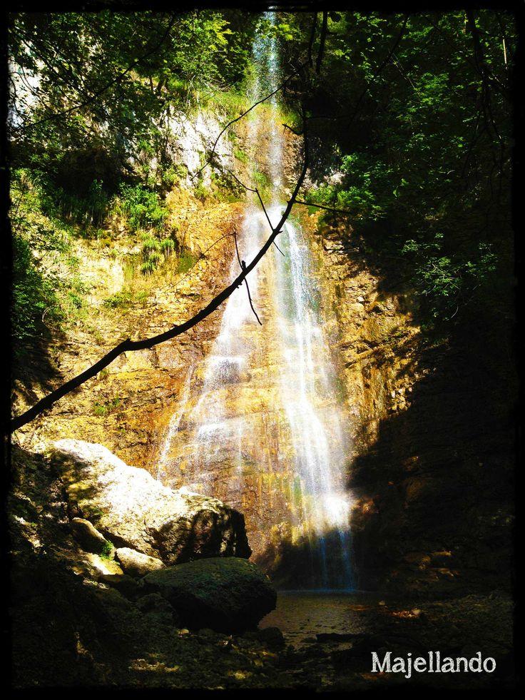 Cascata di San Giovanni - Bocca di Valle - Parco Nazionale della Majella
