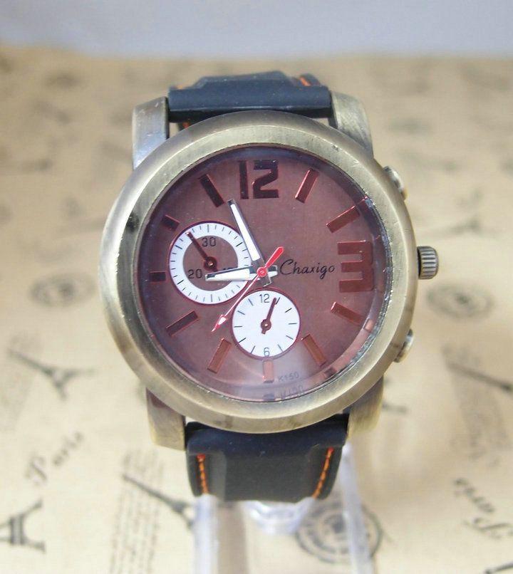 Праздничная распродажа Мода Дизайн Силиконовые Часы Мужчины Женщины Мужчины Спортивные Кварцевые Наручные Часы cg-3