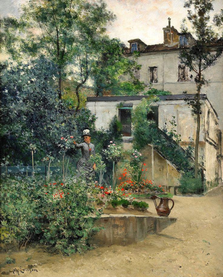 Anna Gardell Ericson (1853-1939)