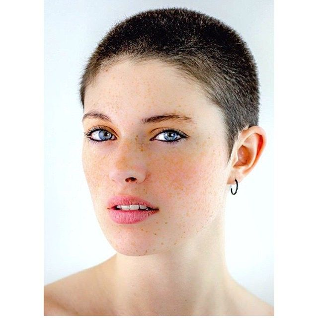 Beauty Grooming Style: 83 Best Very Short Barbered Cuts Images On Pinterest
