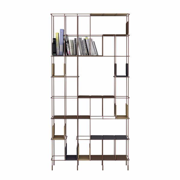 Libreria Network - design Neuland Paster&Geldmacher - Casamania